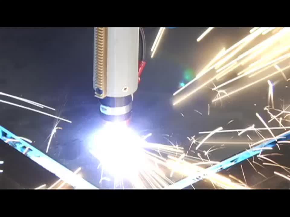 Powermax45 mechanized cutting 6mm stainless