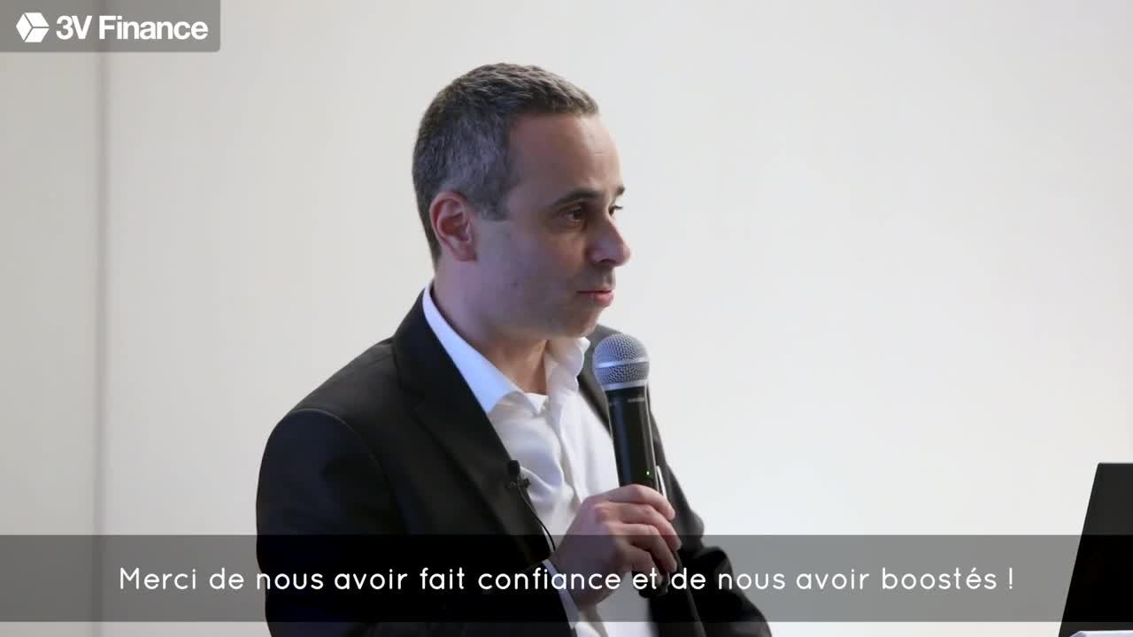 3V FINANCE - RENCONTRE 2019 VIDEO FINALE