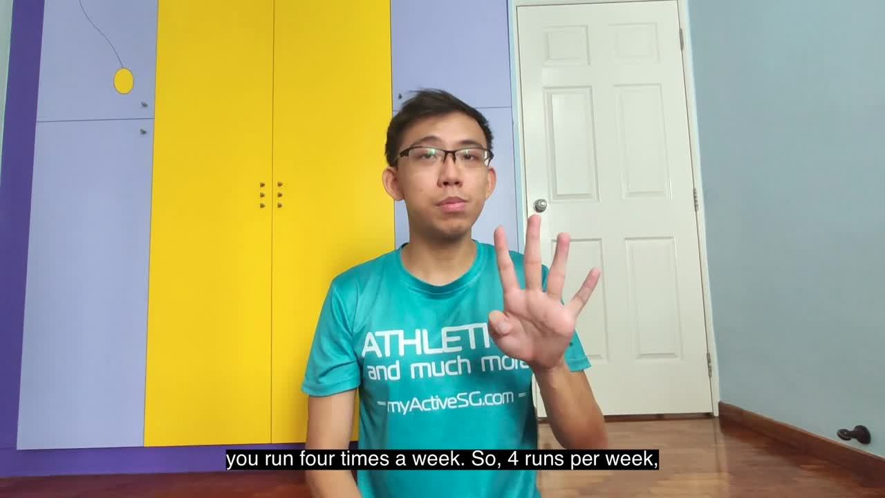 Week 9 5 tips to running w. disclaimer