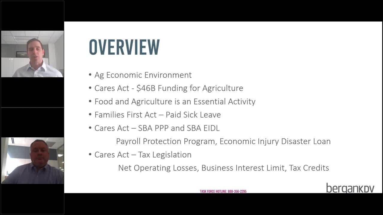 Agribusiness Industry -- Expert Panel Q&A  (1)