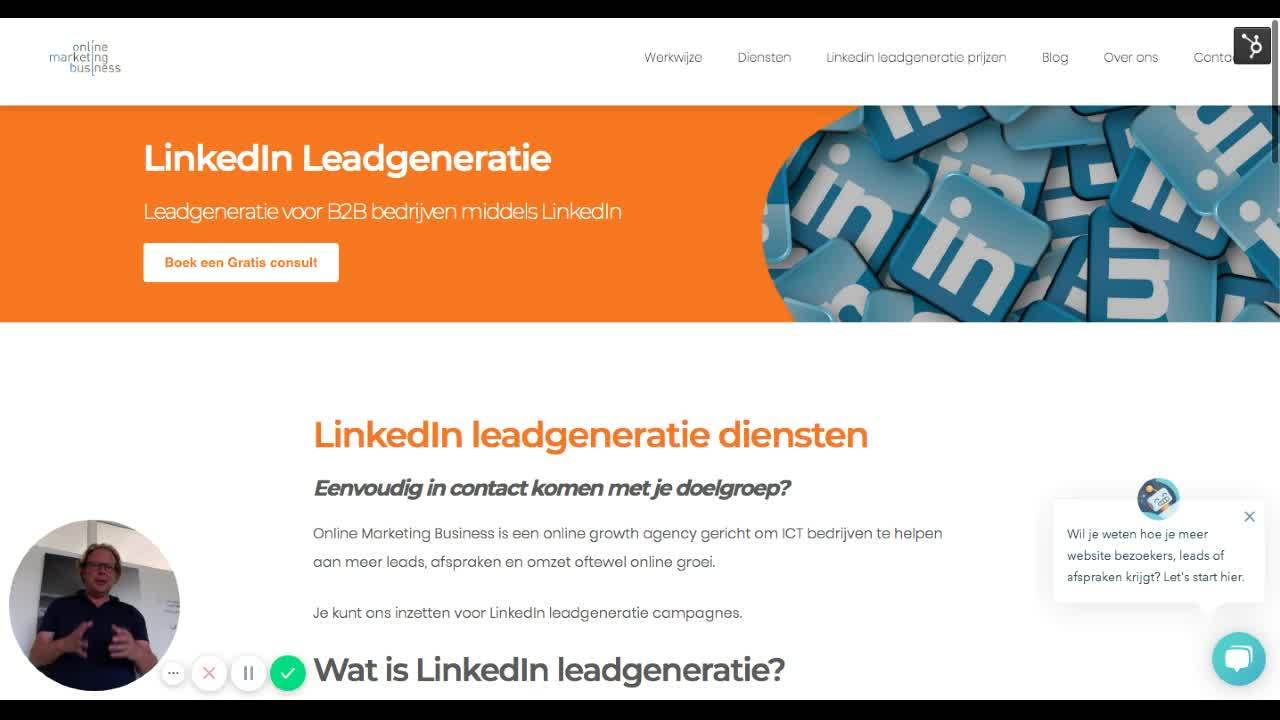LinkedIn leadgeneratie voor b2b bedrijven (1)