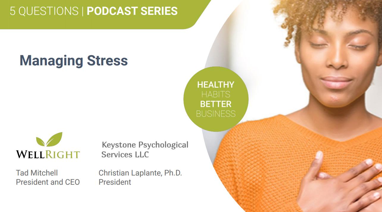 5 Questions - Managing Stress