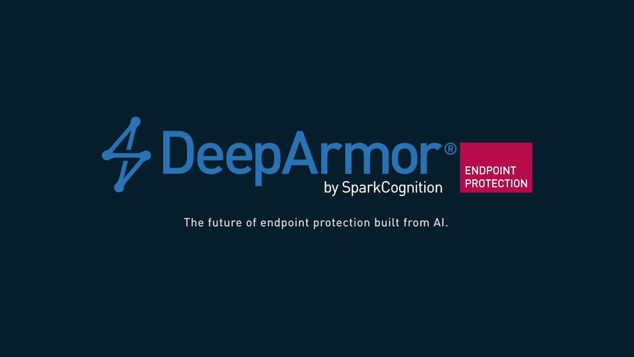 DeepArmor Endpoint Protection by SparkCognition