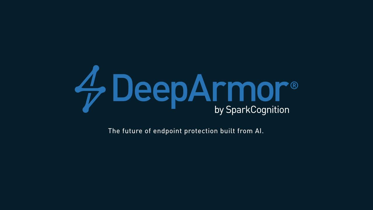 DeepArmor: Endpoint Protection, Built from AI