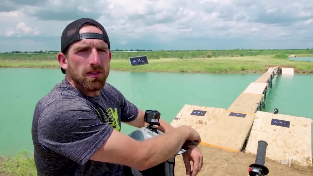 Dirt Bike Battle  Dude Perfect