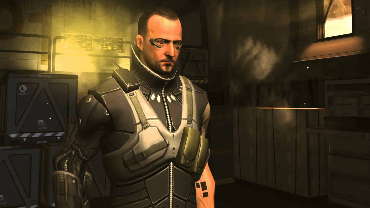 Deus Ex: The Fall PC Launch Trailer