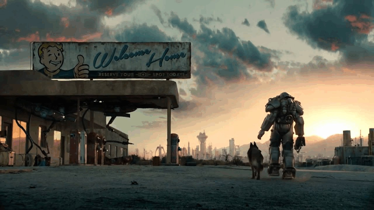 "Fallout 4 - ""The Wanderer"" Music Video HD (2015)"