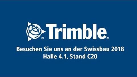 Trimble MEP an der Swissbau 2016