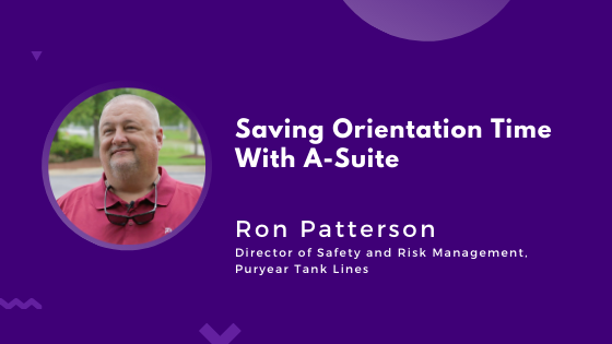 Ron - Orientation ROI