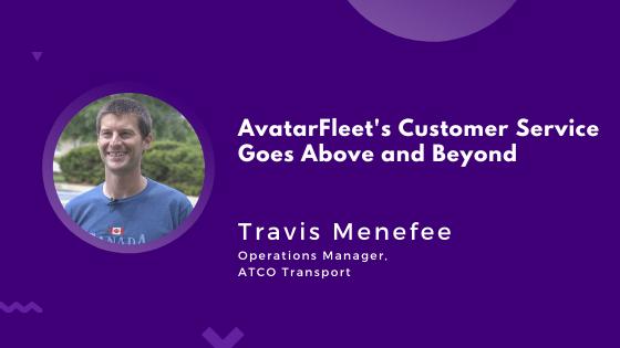 Travis - Customer Service Love