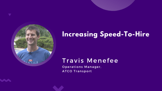 Travis - Speed to Hire