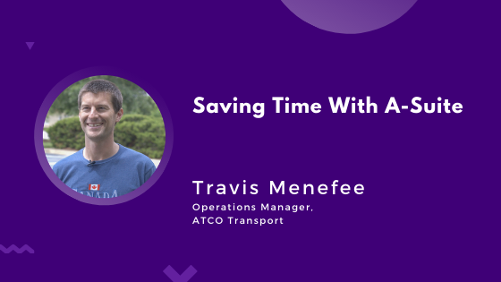 Travis - Overall benefit of getting time back