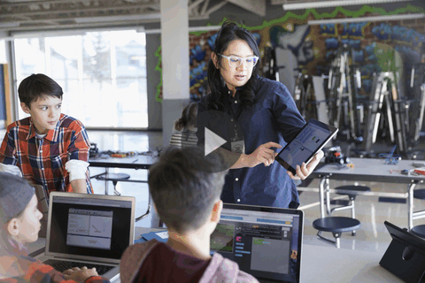 Webinar: The Role of Technology in the Classroom of Tomorrow