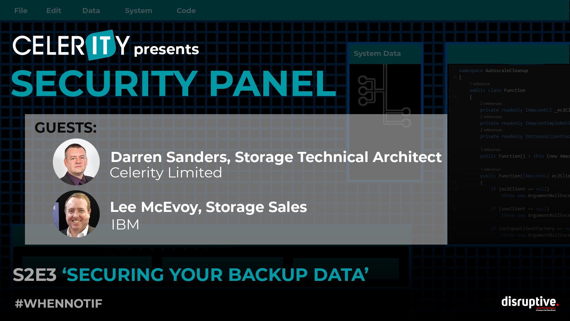 SecurityPanel_Celerity S2E3 Securing Your Backup Data-compressed