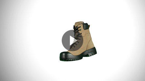 333e54b28f81 MEN S 8   LYNX II STEEL TOE STEEL PLATE WORK BOOTS