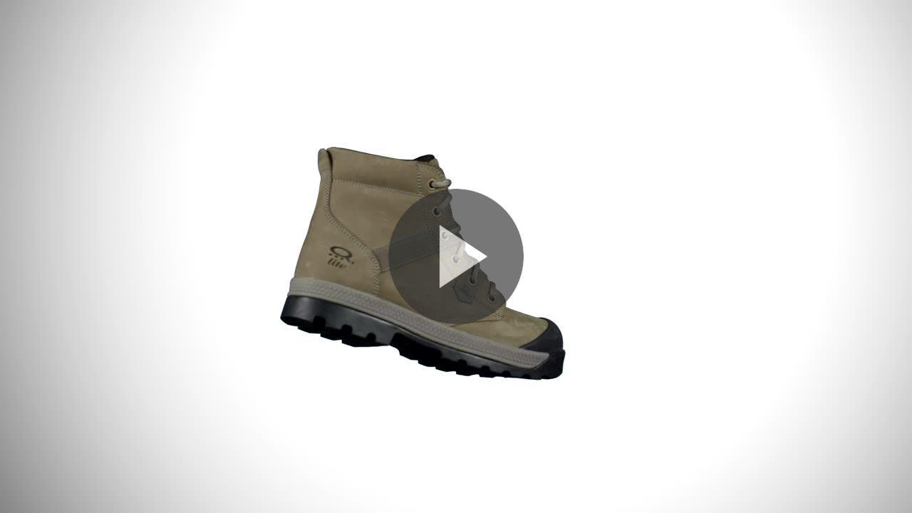 f3ce6407af6 Women's Quad-Lite Aluminium Toe Steel Plate Work Boots