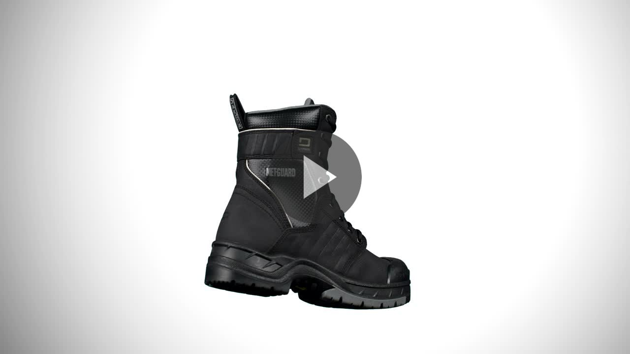 ac807f6d2d9 Women's 8 Inch Quad Basic Steel Toe Composite Plate Int Met Work Boots