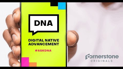 Introducing Cornerstone Originals | DNA: Digital Native Advancement