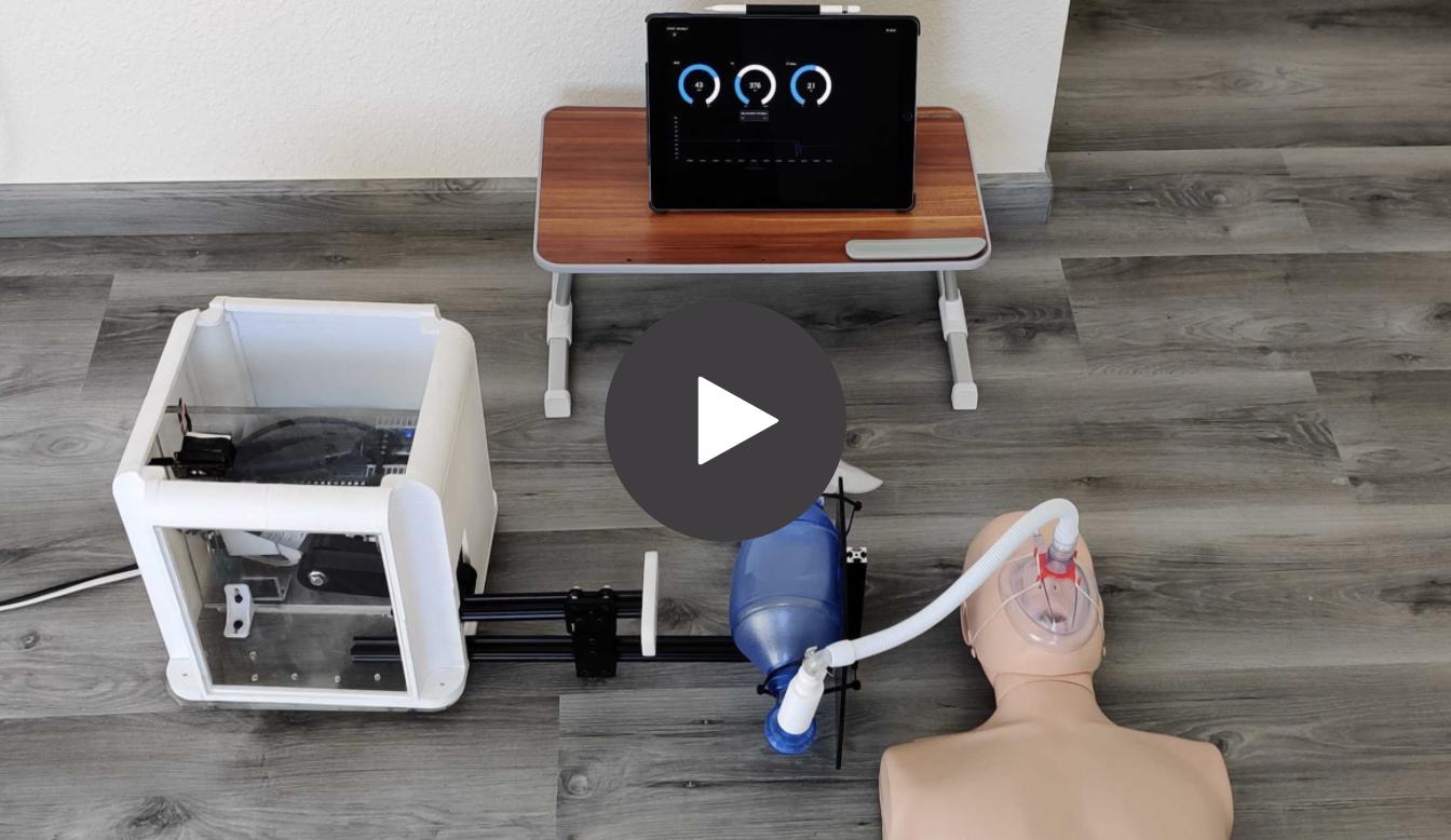 Respiratus | AI-Powered Ventilator by SparkCognition