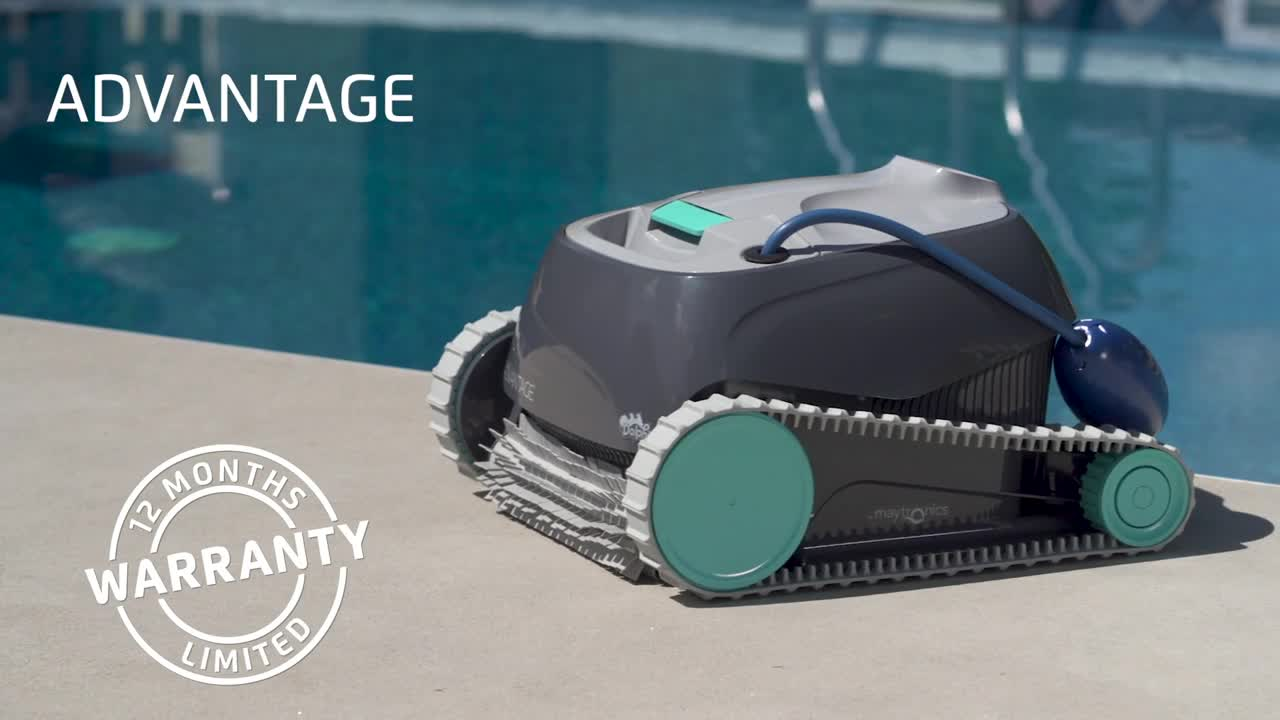 Dolphin Advantage Review: Great Value Robotic Pool Cleaner 1