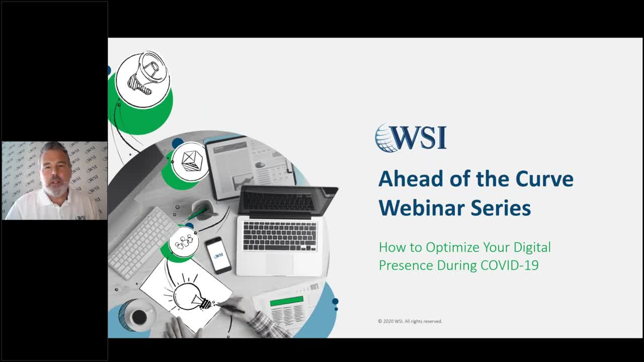 Ahead of the Curve Webinar Series video.