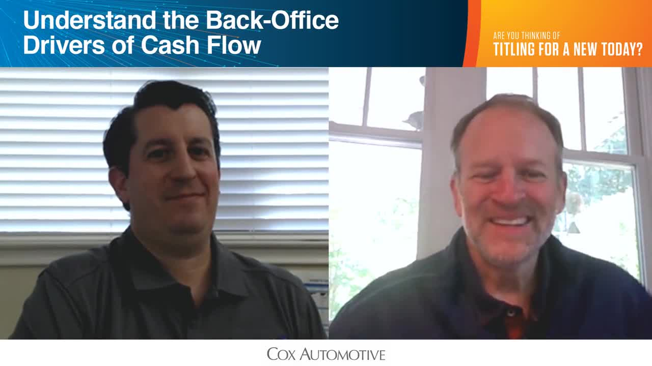 Back-Office Drivers of Cash Flow_Final
