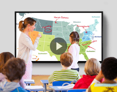 Webinar - Infrastructure to Support Smart Classroom Collaboration
