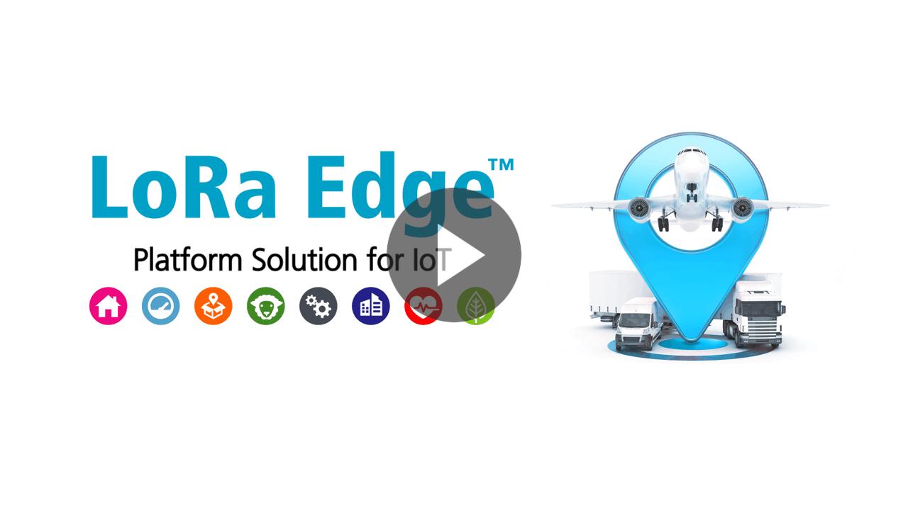 Lora Edge Multi Technology Asset Management Platform Semtech