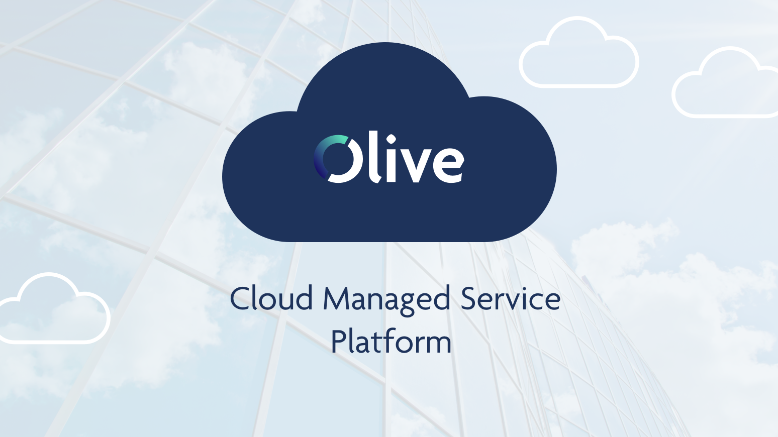 Olive Cloud Managed Services Platform