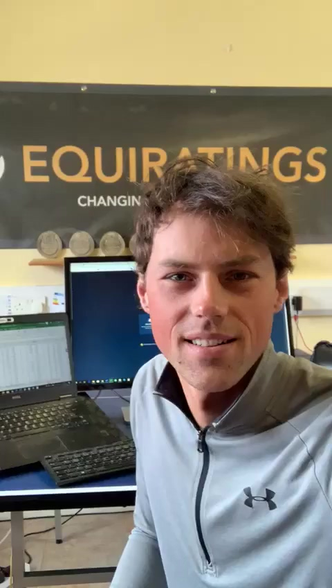 Sam Watson on the EquiRatings Simple Metrics for show jumping phase