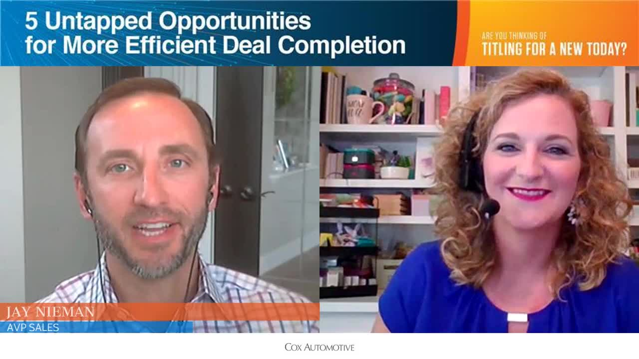 5 Untapped Opportunities for Most Efficient Deal Completion