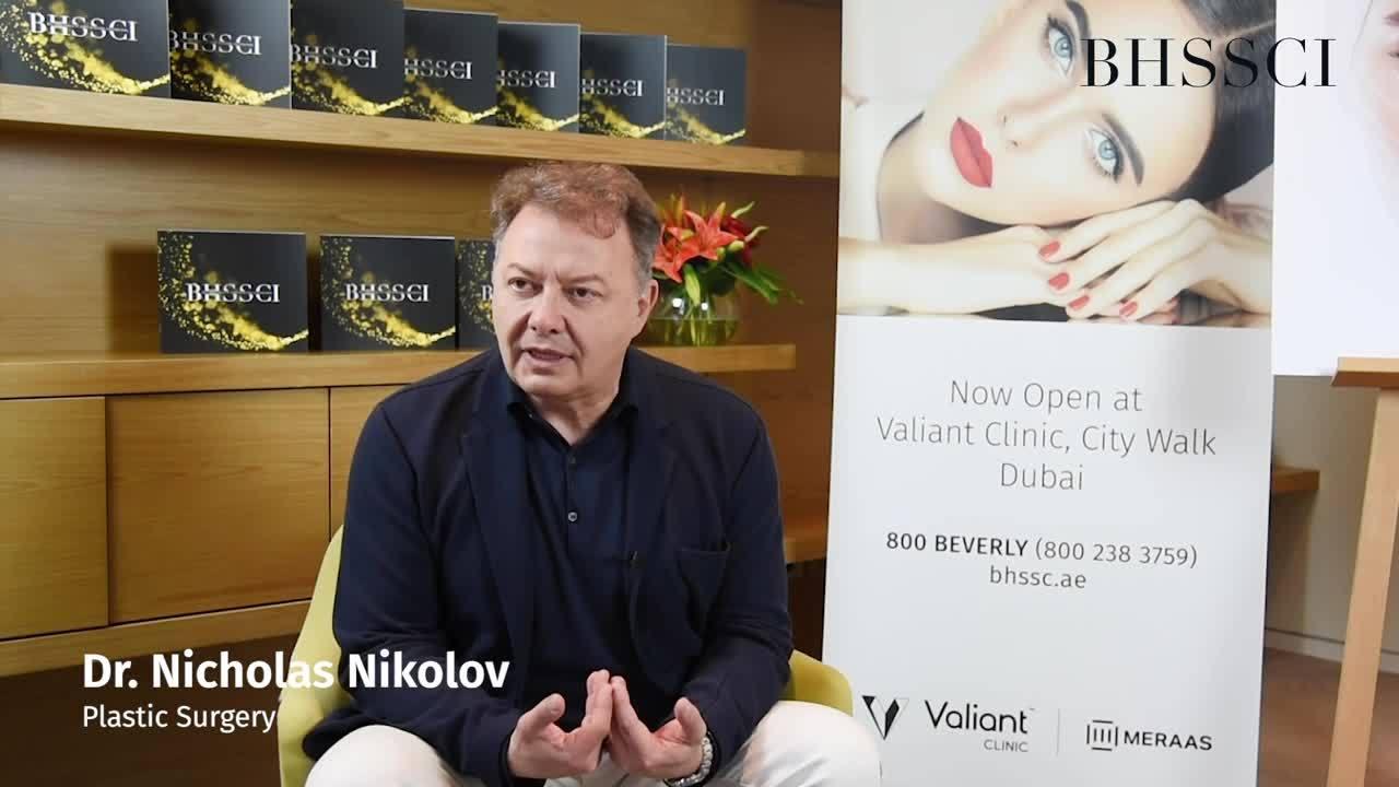 Dr Nicholas Nikolov - favpartofsurgeon