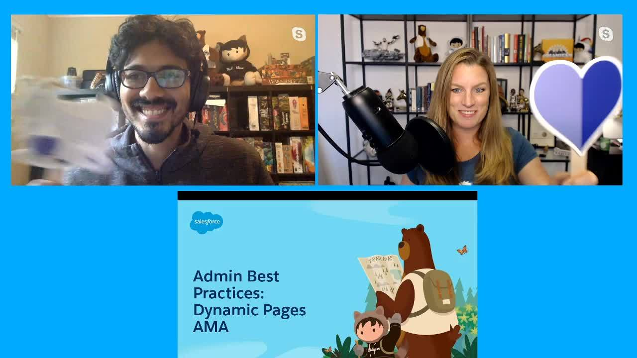 Video: Admin Best Practices - Dynamic Pages AMA