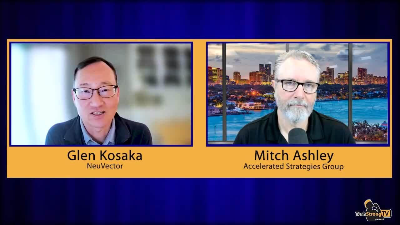 Cloud Native App Security - Glen Kosaka, NeuVector