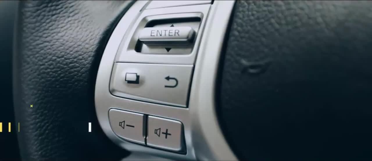 Insight pickup Renault Alaskan Guatemala video