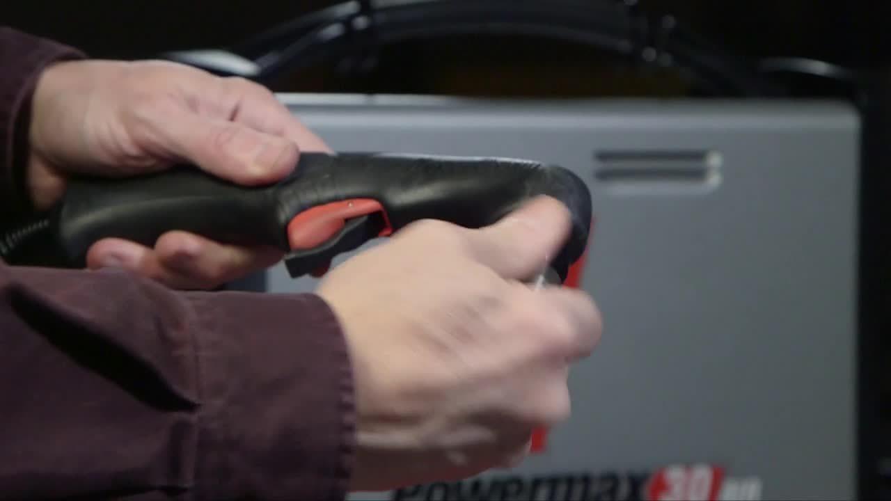 Powermax30 AIR setup video