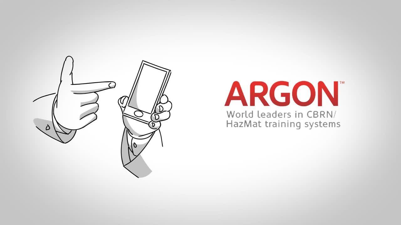 Argon Bob CBRN Training Problem