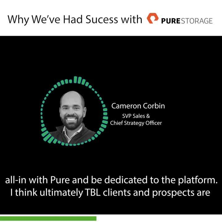 Why success with Pure