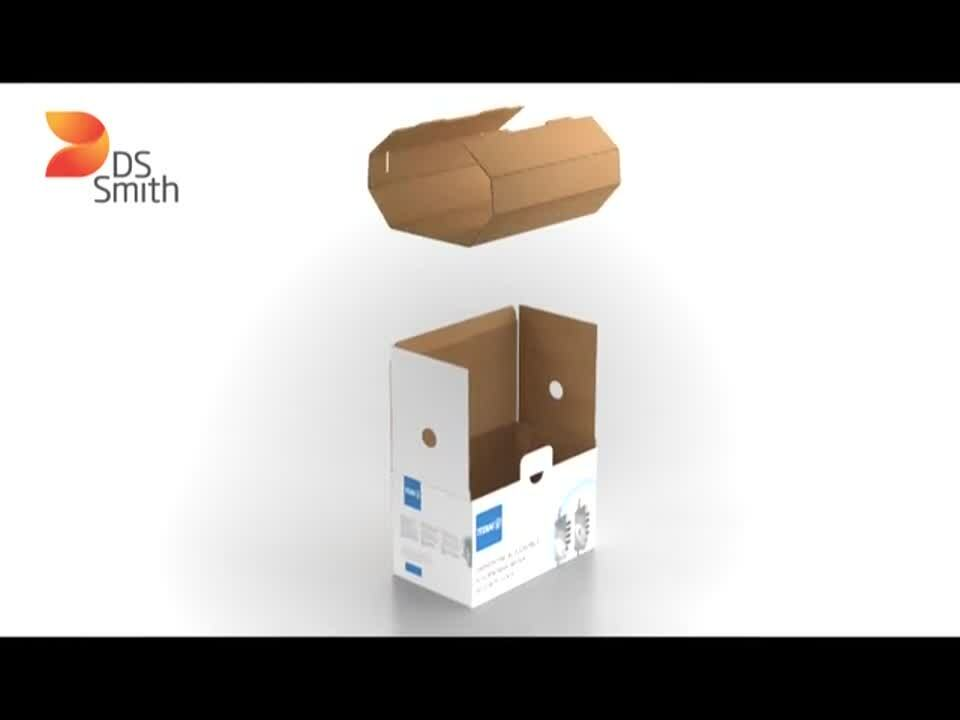 Dom Titan animacija DSS