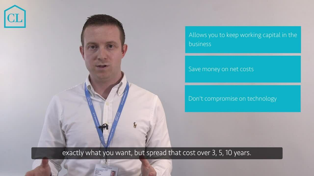 video 5 - benefits of leasing fire and security system