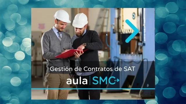 ERP Instaladoras Gestión de Contratos de SAT - garantías y avisos
