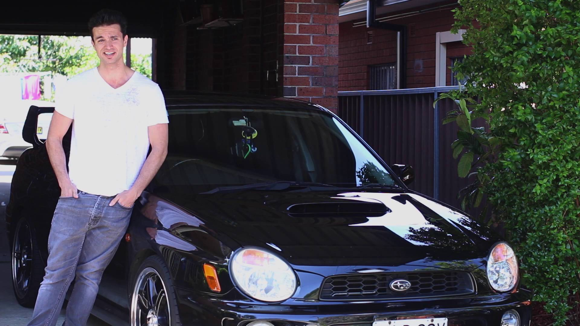 Insuring what you love: Chris and his Subaru WR-X