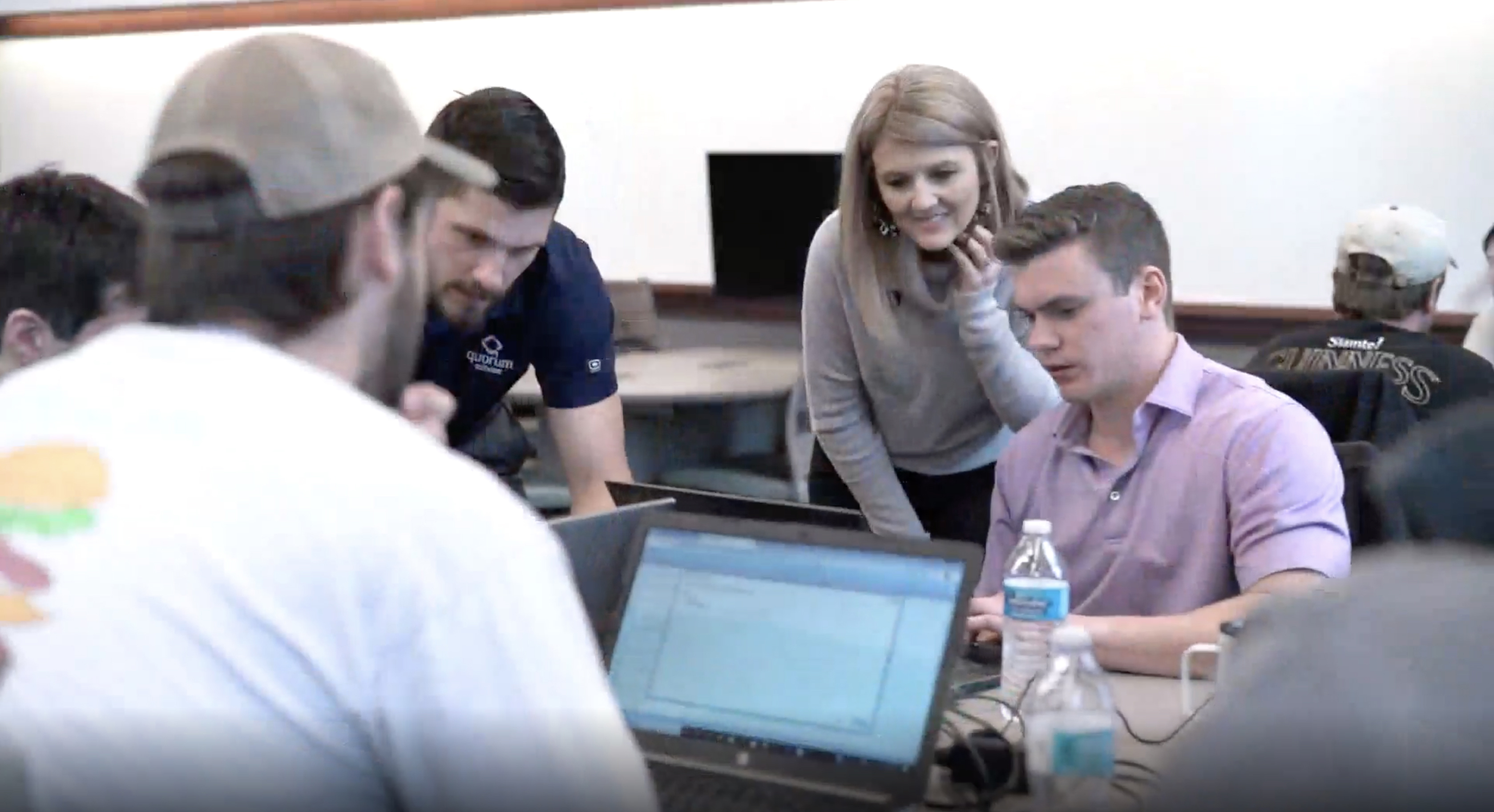 Quorum Donates Land Management Software to the Texas Tech University Rawls College of Business