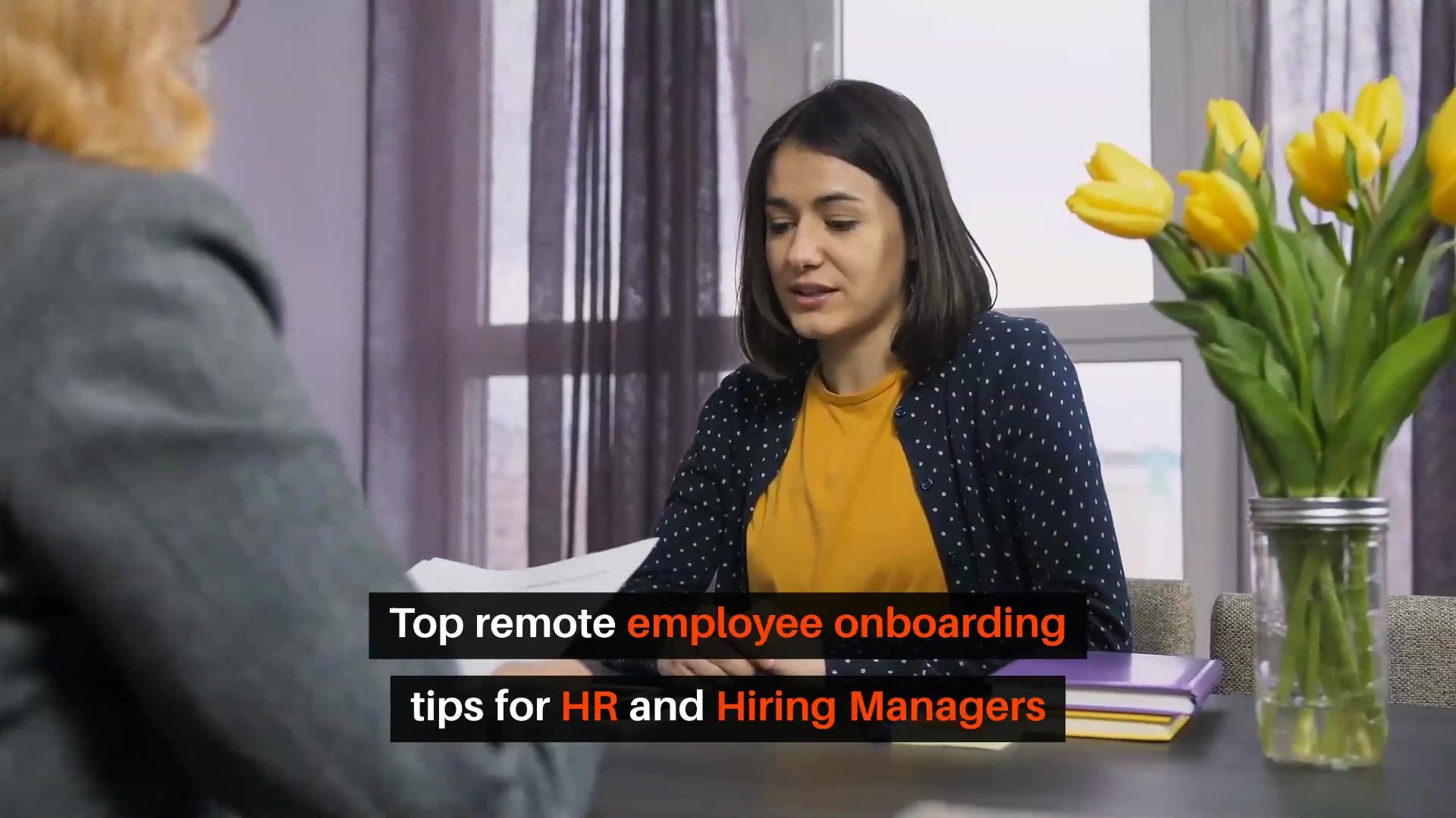 Remote employee Onboarding Tips for HR and hiring Managers