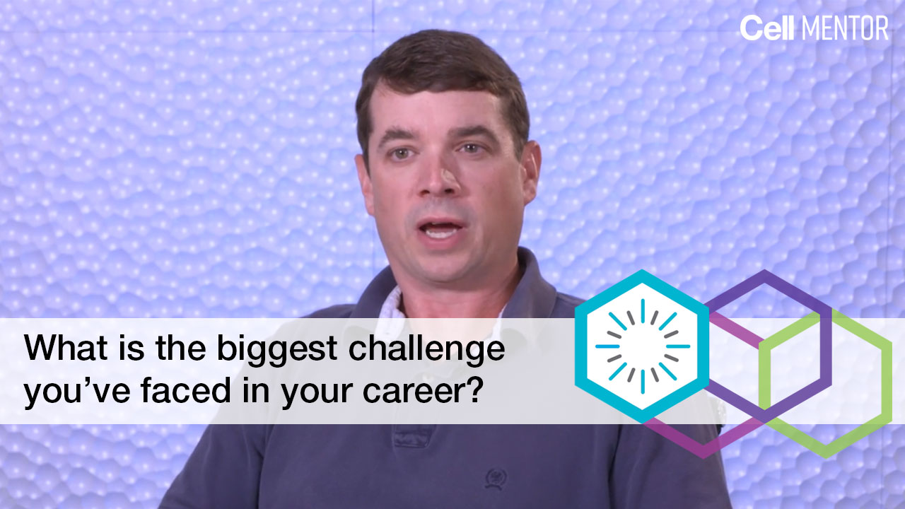 Get Inspired - Whats the biggest challenge youve faced in your career so far