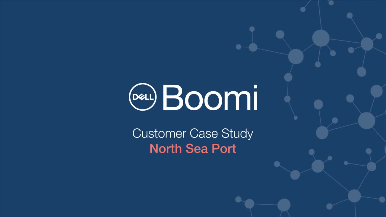 Boomi and North Sea Port - Customer Case Study