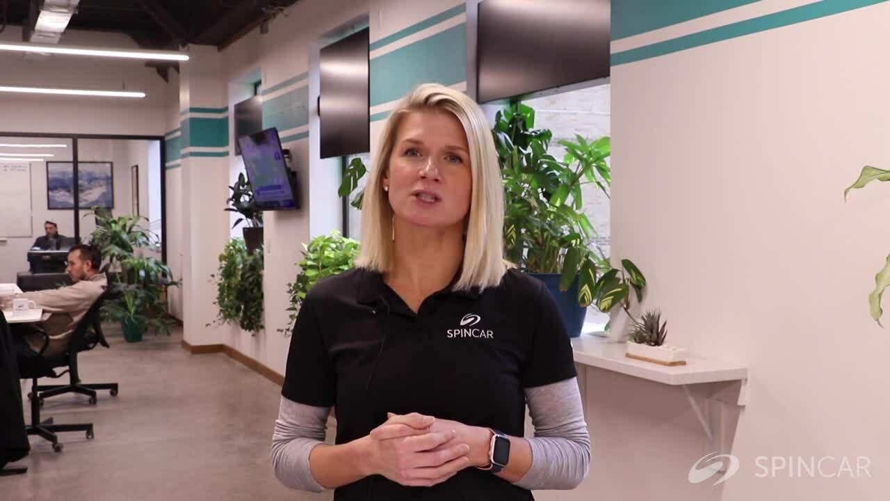 Kim Final interview video