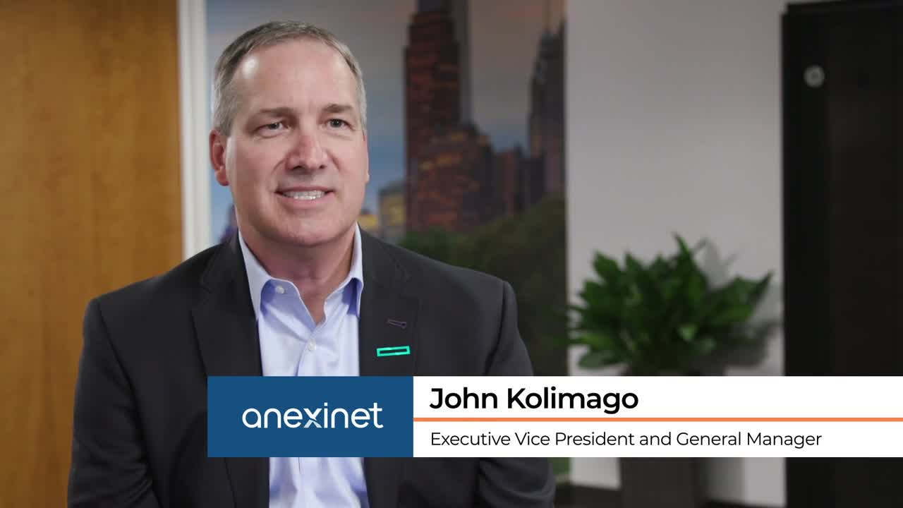 Benefits of Working with Anexinet, an HPE Platinum Partner