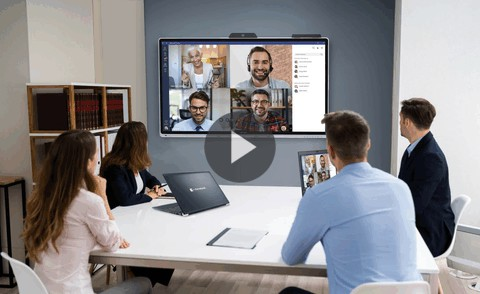 Webinar - The Future of Work: The Windows collaboration display from Sharp