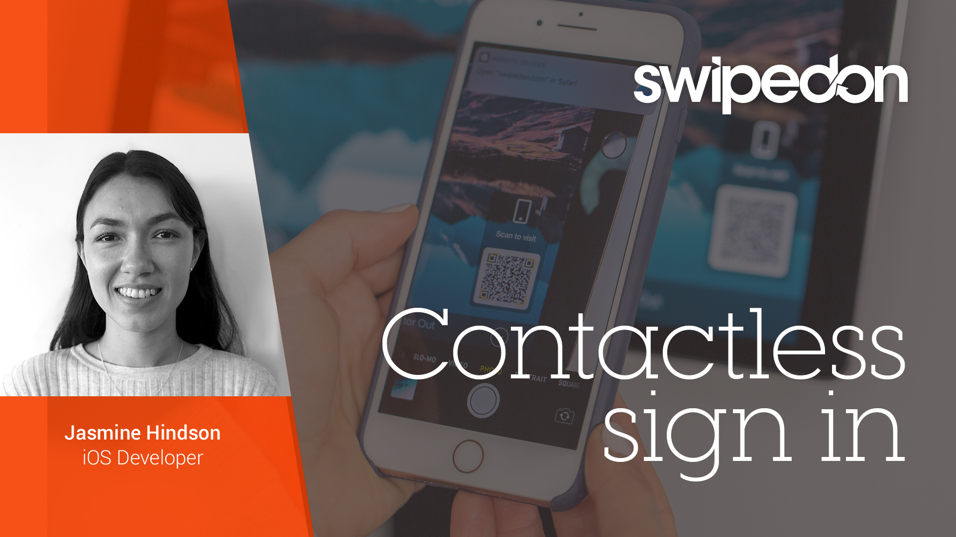 contactless sign in